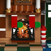 Lego Creator Gingerbread House 10267 Man Christmas Tree Candy Winter New Sealed