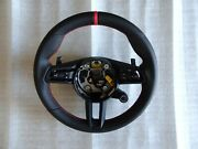 Porsche 2020 992 Carrera S Pdk Blk Cuir M- F Direction Roue Rouge Haut And Point