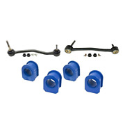 For Ford Excursion 4wd Set Of 2 Front Stabilizer Bar Link And Sway Bar Bushing Kit