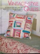 Vintage-style Quilts 25 Patchwork-quilting Projects