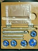5pcs Carbide Tipped Valve Seat And Face Cutter Set Premium Best Quality
