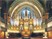 Jigsaw Puzzles 500 Pieces Landscapes Notre-dame Cathedral Stained Glass Mosaic