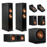 Klipsch Rp-6000f 7.1 Home Theater System