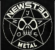 Newsted Metal Signed Cd Ep Jason Metallica Very Rare Autographed All 3 Members