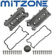 ⭐valve Cover W/ Gaskets And Bolts For 2003-2008 Infiniti Fx35 G35 M35 Nissan 350z⭐
