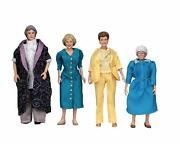 The Golden Girls 8 Clothed Set Of 4 Action Figure Neca