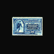 Usa Special Delivery Stamp- Mint Ogandh Xf/super B Se2 Jumbo Margins An Excepti