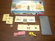 Post Office Kit With Box 2407-79 Plasticville U.s.a. Ho Scale Vintage
