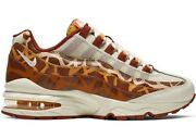 Nike Air Max 95 Giraffe Gs Big Kids Shoes Cu4640-200 Size 7y Womenand039s 8.5 New