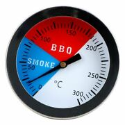 Bbq Smoker Thermometer Grill Accessories Thermometers Stainless Steel Barbecue