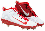 Mike Trout Signed Angels Personal Game Issued Nike Cleats Mlb Hologram