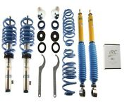 Bilstein B16 Pss10 Shocks Coil Springs And B1 Irc Module Kit For Audi A3 S3 Vw Gti