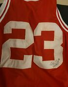 Eric Gordon Signed Indiana Hoosiers College Jersey Rockets W/coa+proof Rare Wow