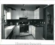 1991 Press Photo Kitchen At Plum Creek Olmsted Falls Shore West Bldr.