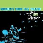 Dan Penn And Spooner Oldham - Moments From This Theatre New Vinyl Lp