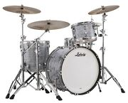 Ludwig Classic Maple Sky Blue Pearl Pro Beat 14x24_9x13_16x16 Drums Auth Dealer