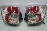 99-06 Zzt230 Zzt231 Toyota Celica Trd Stanley Rear Clear Tail Lights Brake Lamps