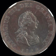 1799 Copper Proof Farthing George Iii S3779 Ngc Pf63bn