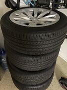 Model X 20 Slipstream Wheel And Winter Tire Package Look At Description