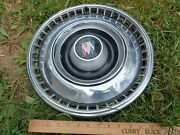 1960s-70s Buick Hubcap Wheel Cover Oem Vintage Replacement Part 15-in