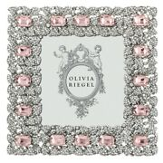 Olivia Riegel Rose Genevieve 4x4 Photo Frame Rt0319.new In Box