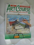 Deagostini Step-by-step Art Course Magazine 13 - Drawing And Painting Made Easy