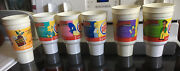 Burger King- The Simpsons Plastic Cups Springfield Revealed