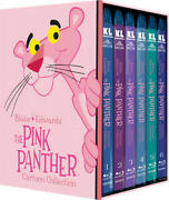 Pink Panther Cartoon Collection New Blu-ray All 124 Episodes Complete Series