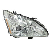 Replacement Headlight Assembly For 04-06 Rx330 Passenger Side Lx2503139oe