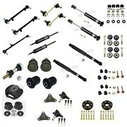 Steering Repair Kit And Mount Kit And Shock Absorbers For Mercedes W114 W115 250c