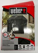 Weber Premium Grill Cover Fits All Genius Series Gas And Charcoal