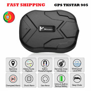Tk905 Gps Tracker Vehicle Magnet Real Time Locator Gsm/gprs Car Truck Anti-theft