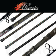 Phenix Abyss Conventional Casting Fishing Rod Psx-906