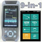 Ethernet Cable Sequence Distance Tracker Otdr Reflectometer Function Opm Ols Vfl