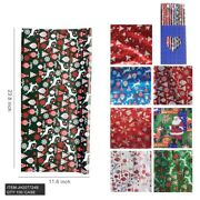 Lot Of 100 Roll Christmas Gift Wrap Roll Assorted Random Wrappingpaper Wholesale
