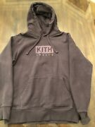 Kith Treats Sprinkles Hoodie New Without Tags Battleship Gray Mens Small