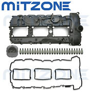 Valve Cover W/ Gasket And Bolts For Bmw 135i 335i 535i 640i 740i X3 X5 X6 3.0l N55