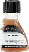 Paint Thinner Liquin Oil Speeds Drying And Improve Gloss 75ml