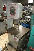 Doall 16sfp 15 Vertical Saw - 24 X 24 Table - Est. 3/4 To 1hp 440v 3ph