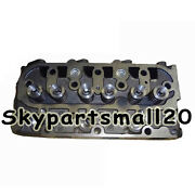 New Complete Cylinder Head With Valves For Kubota D1105 1pc