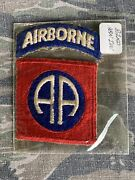 Theater Made Vietnam Special Forces Macv Sog 82nd Airborne Division Aa Patch
