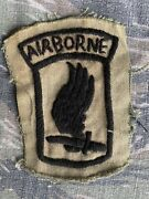 Theater Made Vietnam Special Forces Macv Sog 173rd Airborne Division Recon Patch