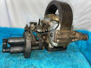Webster Jz 4 Hot Magneto And Mag Bracket Hit Miss Gas Engine Tractor Antique