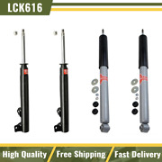 For Mercedes W124 400e 1992 Struts Shock Absorbers Suspension Kit Kyb