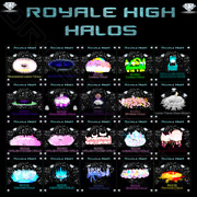Roblox Royale High Diamonds - Halos And Accessories - Cheapest Prices