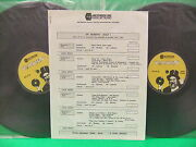 Dr. Demento Radio Show October 10 11 1987 Vg++ 87-41 The Young Ones Frank Zappa