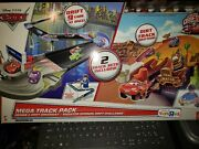 Disney Cars 1 Mega Track Pack Toys R Us Exclusive. Two Tracks.