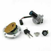 Ignition Switch Gas Cap Lock Key Set For Ducati Monster1200 848 Evo 1198 1098 Us