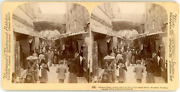 Stereo, Palestine, Jerusalem, Christian Street, Motley Life In The Holy Cityand03