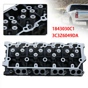 18mm Cylinder Head No Core Improved 6.0 V8 Engine For Ford Powerstroke Diesel Us